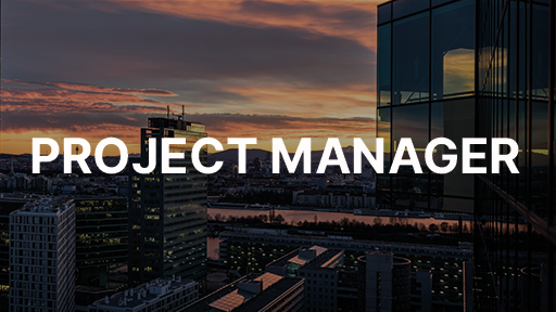 Project manager header image